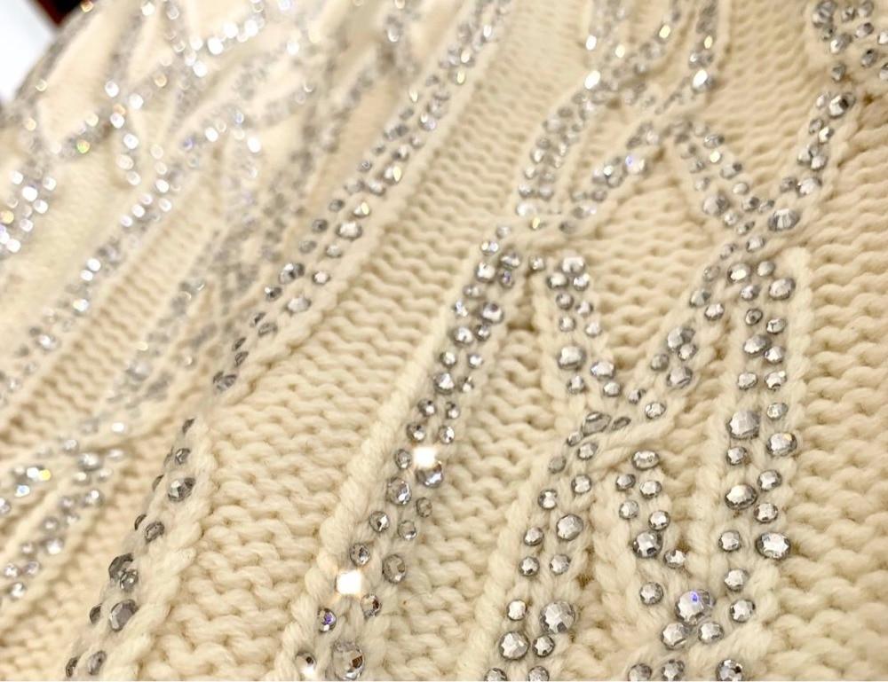 Chandail Mode Blingbling Laine Diamants Nouveau De Qualité Femmes 02 1 Rmsx Printemps 2019 Haute vpqaSnw