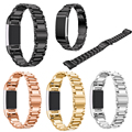 HOT Bracelet For Fitbit Charge 2 Brand Stainless Steel Strap for fitbit Charge 2 WatchBands Luxury Smart WatchBand High Quality