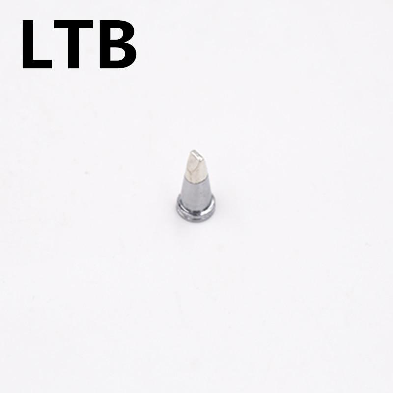 10pcs Replacement Solder Iron Tip For Weller LT1L LF Soldering Tip 0.25mm