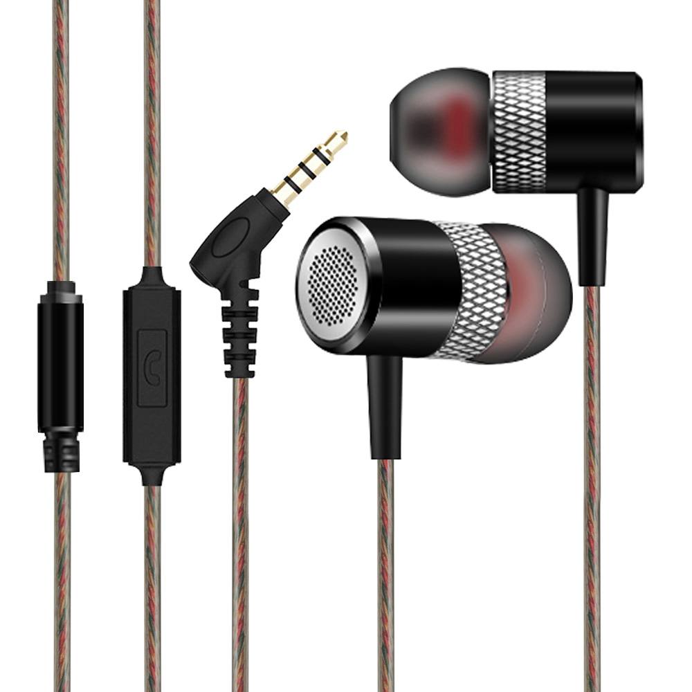 2017 In-Ear Earphone Special Edition Headset Clear Bass Earphones Headset With Microphone Call for xiaomi MP3 player huawei sony em290 copper wire earphone in ear with mic clear 3d sound quality handsfree call for android ios smartphone oppo xiaomi mp3 pc