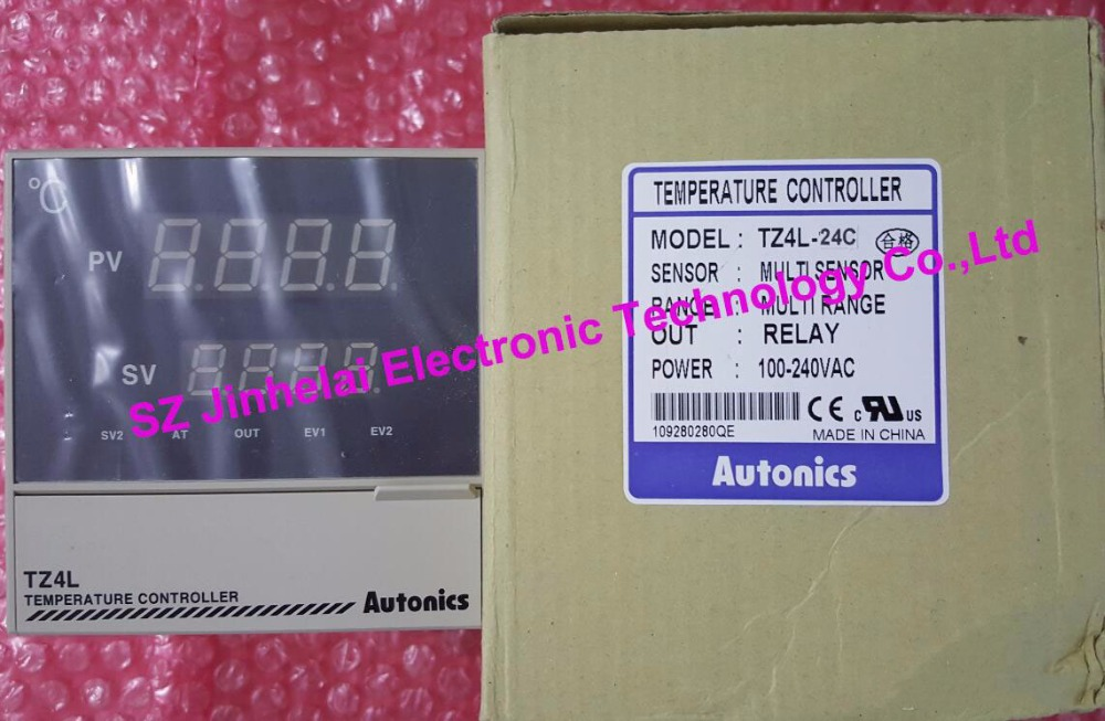 TZ4L-24R,  TZ4L-24S,  TZ4L-24C   New and original   AUTONICS Temperature controller 100% new and original tz4l 14c autonics temperature controller