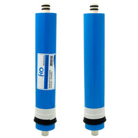 75gpd ULP1812 75 RO Membrane Reverse Osmosis System Water Purifier Cartridge General Common Filters For Household