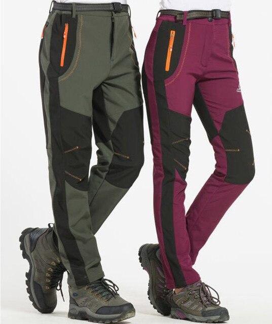 S M L XL XXL 3XL 4XL Плюс Размер Мужчины Зима брюки Повседневная Мода Брюки Из Флиса Брюки Цвет Army Green/Серый/Orange/Красное вино