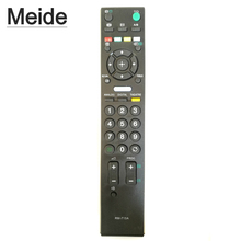 Hot! Replacement Remote Control RM-715A For Sony RM-ED033 RM-GA005 RM-GA008 RM-GA009 RM-GA019 LCD LED TV Remote Controller цена