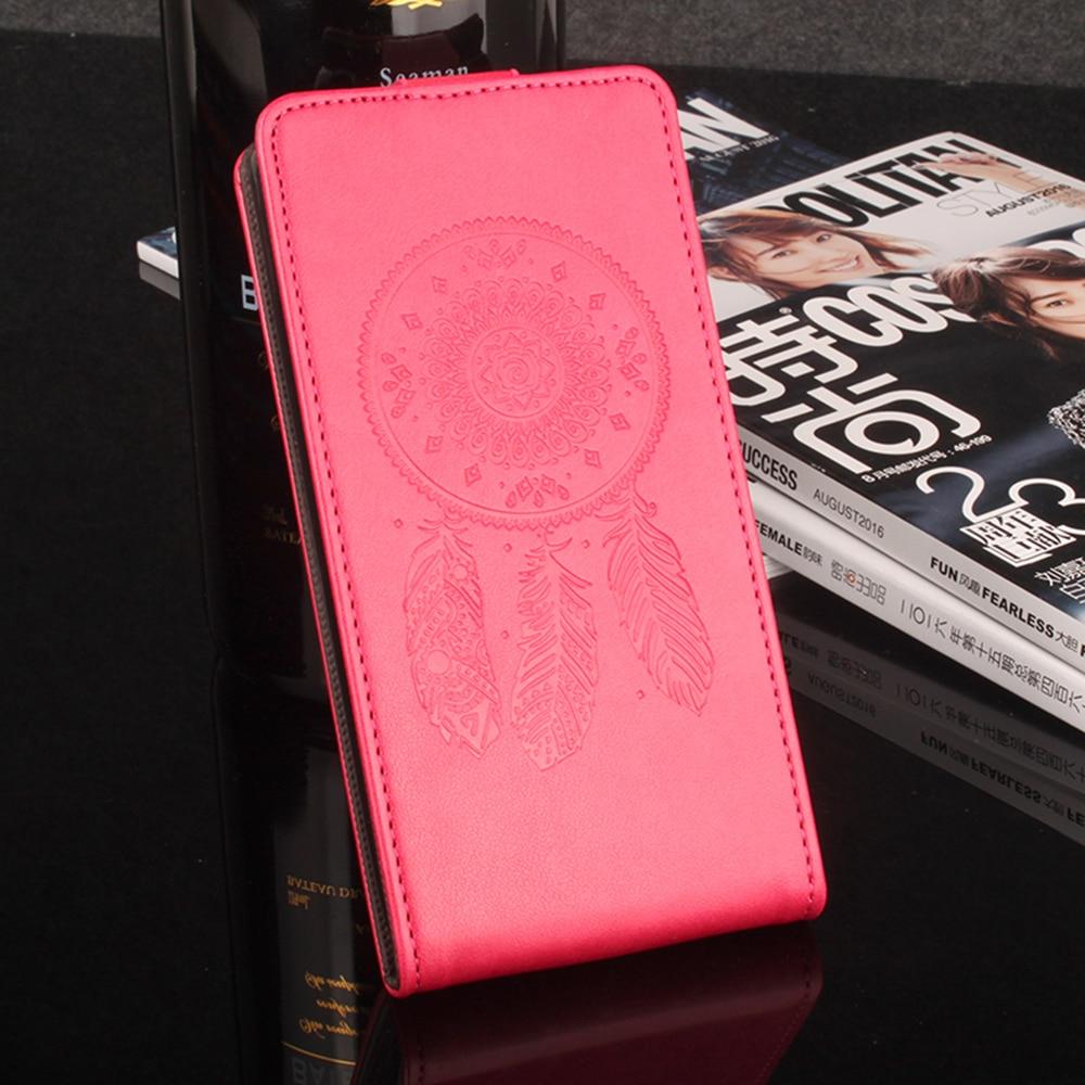 för Huawei Y5 II Väska Mode präglat flipläderfodral för Huawei - Reservdelar och tillbehör för mobiltelefoner - Foto 4
