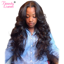 Brazilian Body Wave Hair Weave Bundles 100% Human Hair Bundles Can Buy 3 or 4 Bundle Deals Hair Extensions Non Remy BEAUTY LUEEN(China)