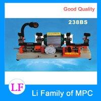 220v/50hz or 110v/60hz Model 238BS Key Cutting Machine. Multifunctional Key Copy Machine Key Duplicator