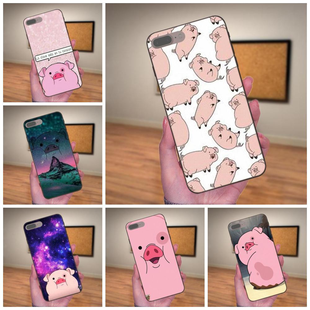 Us 099 Kawaii Pato Gravity Falls Wallpaper Luxury Fashion Phone Case For Samsung Galaxy A3 A5 A6 A6s A7 A8 A9 Star Plus 2016 2017 2018 In