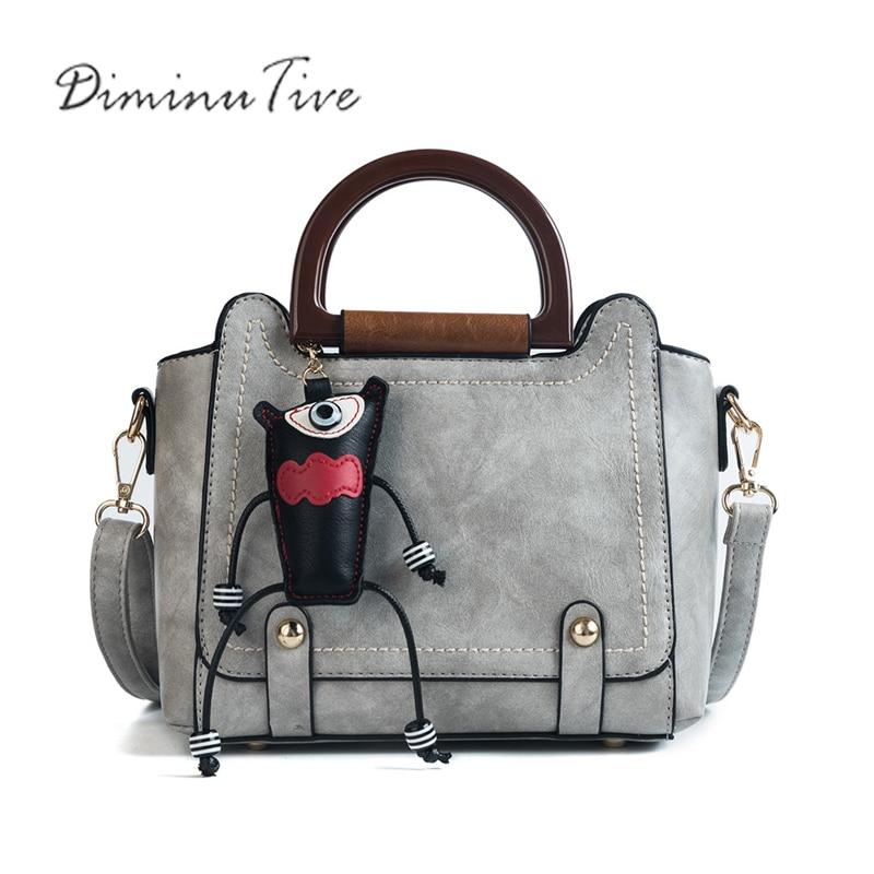 4965713437 DIMINUTIVE 2018 Limit Discount Women Designer Handbags Luxury Shoulder Bag  Brand Totes Leather Casual Fashion Crossbody Tassel