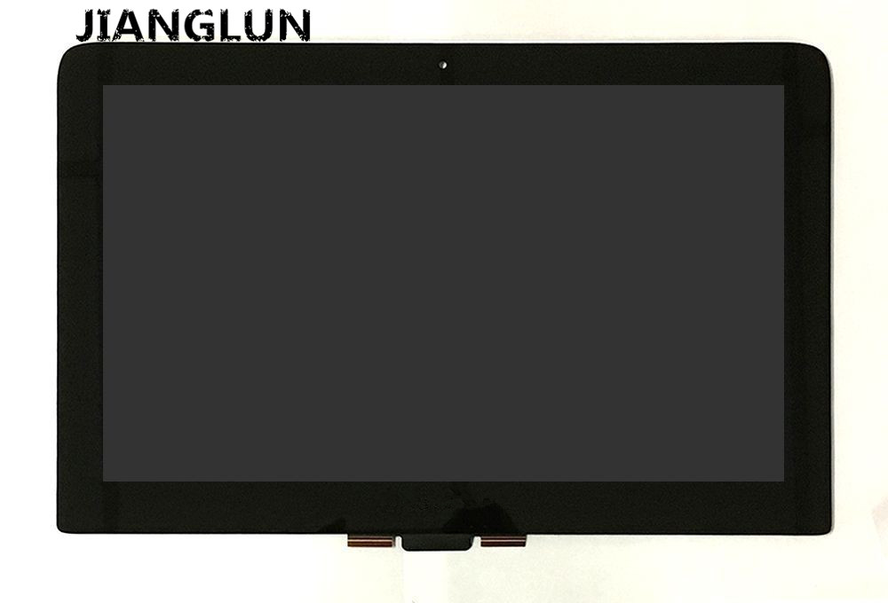 JIANGLUN New 13.3 Touch Screen Digitizer LCD Assembly For HP Pavilion x360 13-s150sa Spectre 13-4050na 13-s
