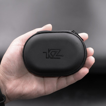 Cases Best Price 2018 New Headphone Bag Portable Headphone Storage Box For KZ Headphones Hot Handy Case
