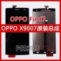OPPO FIND 7X9007 ЖК-Дисплей + Сенсорный Экран Замена Панель части Для Find7 5.5 дюймов Умный Мобильный телефон Черный Бесплатная доставка