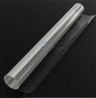SUNICE 4 mil Safety Security Film Clear Window Glass Protective Film SpGlass Film / Security and Safety Film 90CMx1000CM