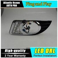JGRT Car Styling For Buick Lacrosse 2008 2012 LED DRL For Lacrosse Led Daytime Running Light