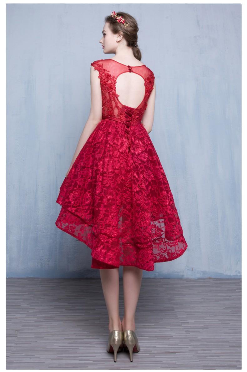2016-Vinho-Tinto-Moda-Rendas-Sem-Mangas-Um-lin-Vestido-de-Cocktail-Curto-Da-Noiva-Vestido (1)