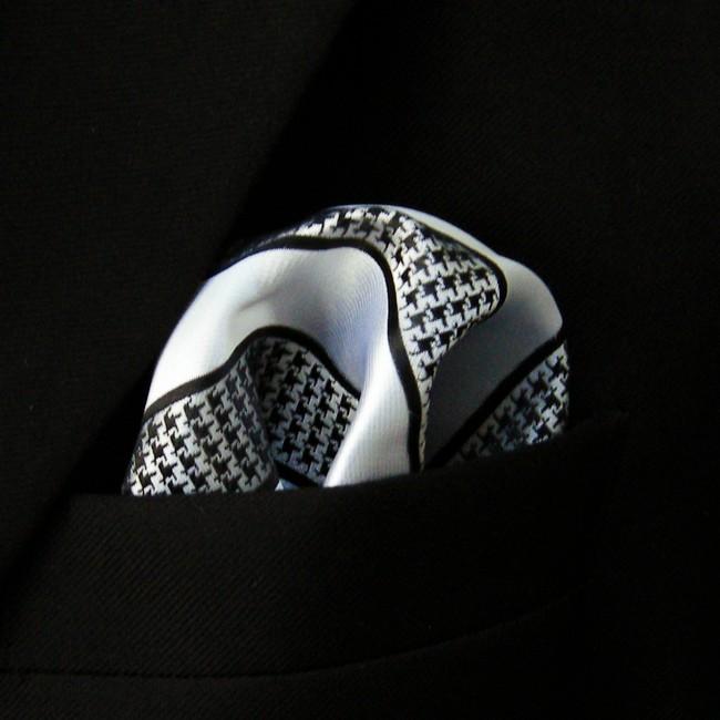 HTB1jzIFNpXXXXXoXFXXq6xXFXXXT - Stylish Houndstooth Pattern Handkerchief