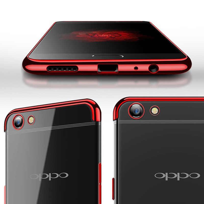 حافظة لهاتف OPPO A83 A5 A3S A3 F5 F9 R17 F11 Pro R11S Plus K1 حافظة ناعمة لهاتف OPPO Reno Z 10X zoom Realme X Lite 3 Pro