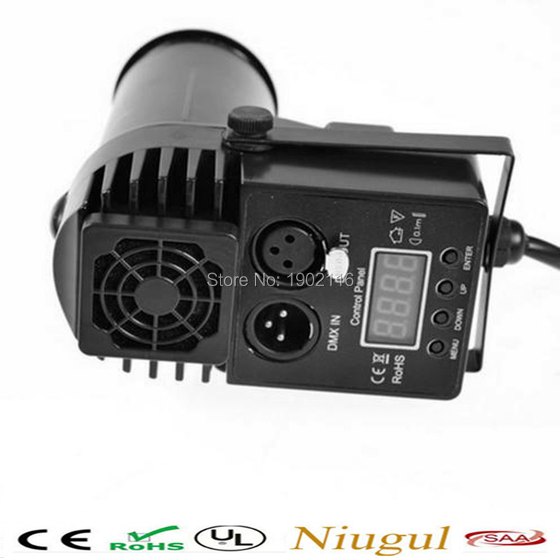 ФОТО Free shipping Professionnal 10W RGBW LED Pinspot DMX512 Narrow-Beam Pinspot Stage effect Lighting