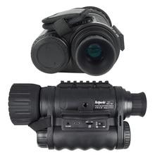 Bestguarder New Night Vision 1150ft night Range Hunting Telescope Riflescope Optical Night Sight 6x50mm Binocular Monocular