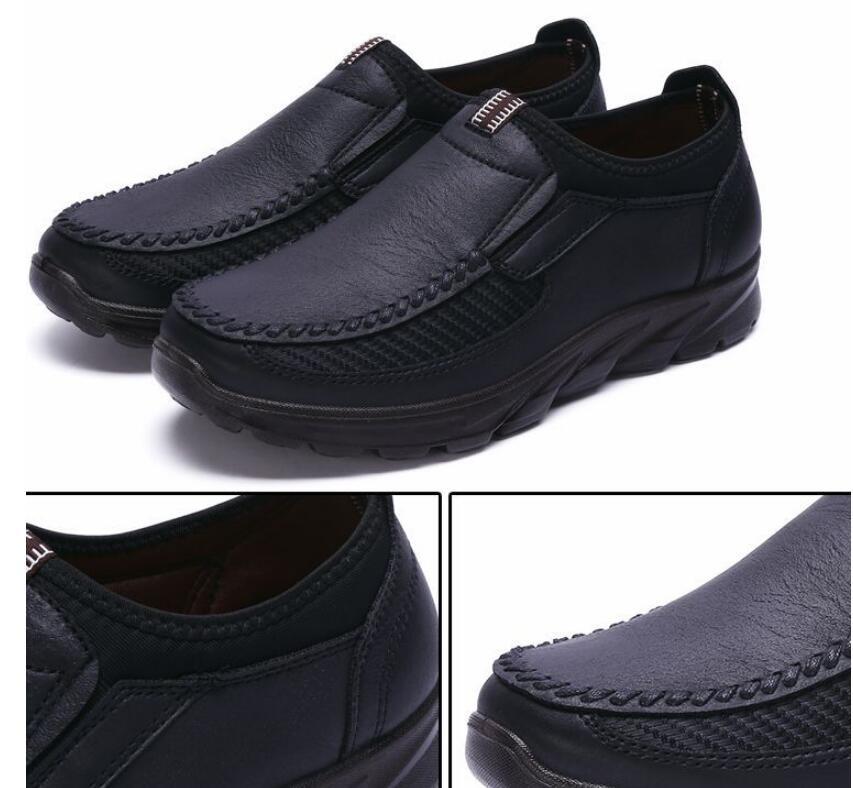 Luxury Brand Men Casual Shoes Lightweight Breathable Sneakers Male Walking Shoes Fashion Mesh Zapatillas Footwear Big Szie 38-48