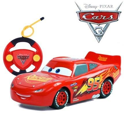 Disney Pixar Cars 2 3 Ligtning Mcqueen Jackson Cruz rc autos modell für kinder geschenk Jungen Mädchen Kinder Spielzeug Weihnachten Lizenzierte