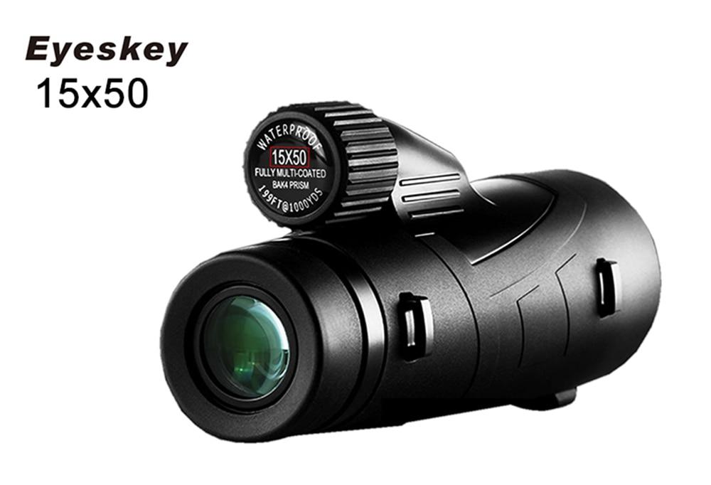 Eyeskey hd bak optics fmc zoom portable