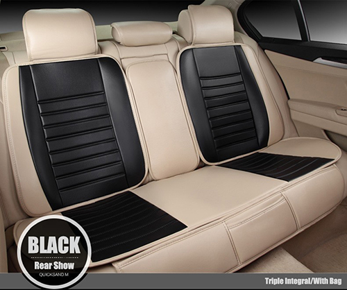 Leather Car Seat Covers For Peugeot