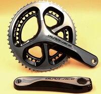 Shimano FC 9000 11 S 22 шатун со звездами для велосипеда Компоненты Дорога велосипедное колесо цепной передачи аксессуар Запчасти