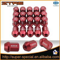 Wheel LOCK LUG NUTS FOR Honda Acura And most Toyota 20 Pieces/Set Wheel Lug NUT M12*1.5