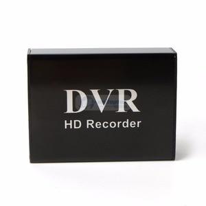 Image 2 - 1 kanał Mini CCTV DVR obsługa karty SD w czasie rzeczywistym Xbox HD Mini 1Ch DVR Board MPEG 4 kompresja wideo kolor czarny