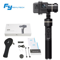 FEIYU Fy G5 Gopro Hero 5 3 Axis Handheld Gimbal Stabilizer Action Camera 3 Axis Gimbal