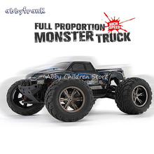Abbyfrank Remote Control Car KF S911 1/12 2WD 42km/h RC Car High Speed Remote Control Off Road Dirt Toys Truck Traxxas Big Wheel