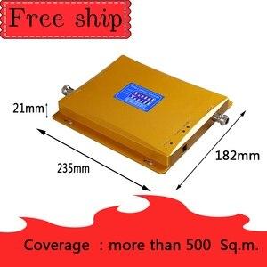 Image 5 - TFX BOOSTER GSM 900 DCS LTE 1800 (الفرقة 3) 4G الهاتف المحمول إشارة الداعم المزدوج الفرقة 2G 4G الهاتف المحمول مكبر الصوت