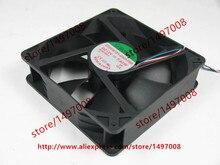 SUNON EFE0381B1-Q020-F9B DC 12V 7.92W 140x140x38mm Server Cooler Fan