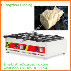Taiwan ice cream taiyaki machine/commercial taiyaki maker/taiyaki machinery