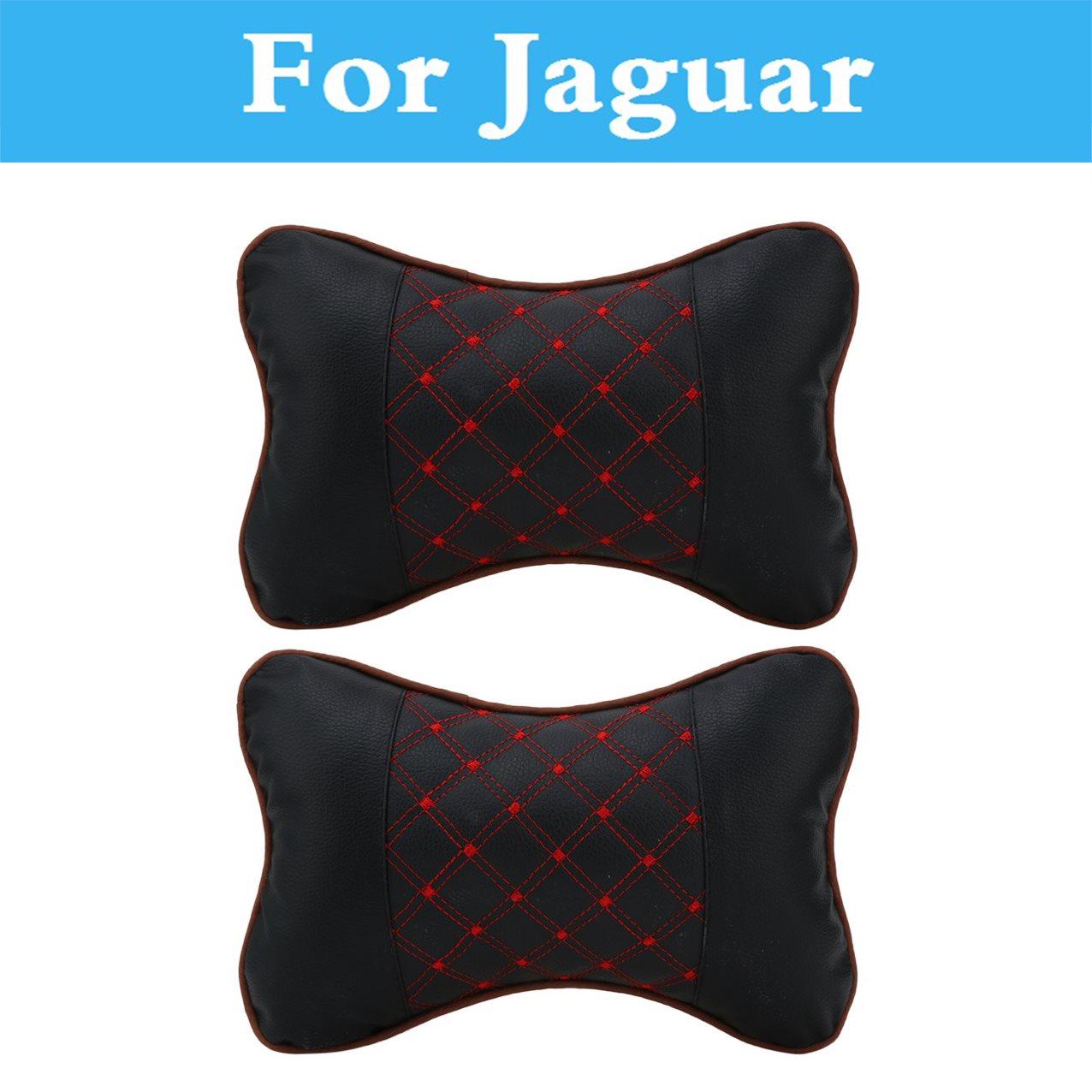 4  JAGUAR LOGO  Headrest badge XJ XJR XF F// X//S TYPE XK