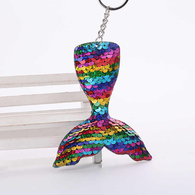 Хвост русалки детские брелки с блестками брелок декоративные подвески для женщин сумки автомобильный кнопочный телефон Аксессуары для свадебной вечеринки Подарки для мам