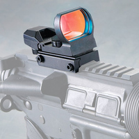 Hunting Scopes Optics Red Dot Sight 20mm Rail Sniper Pistol Airsoft Air Guns Reflex Rifle Scopes