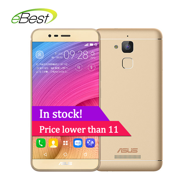 "ASUS Zenfone 3 max Pegasus 3 X008 mobile phone 5.2"" HD Fingerprint ID 4100mAh MT6737 Quad core Metal body smartphone"