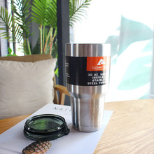 Stainless steel travel mug,Thermos Thermos Cup Beer mug Vacuum Flask  Ice cup Coffee