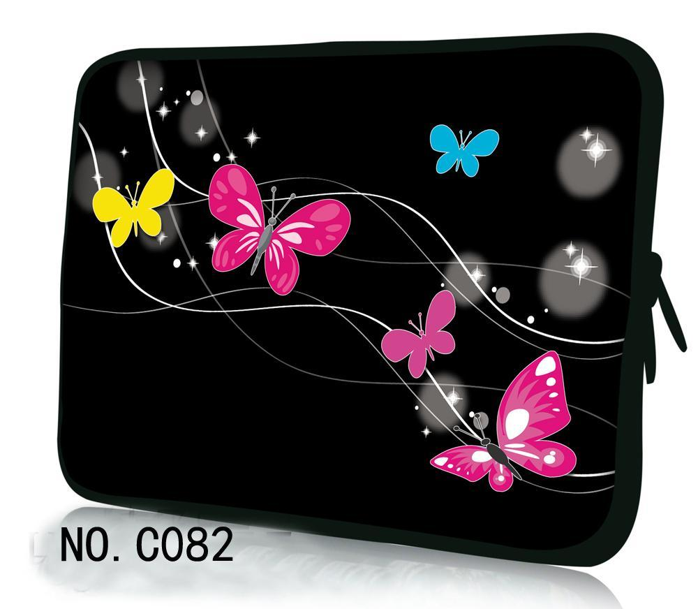 Butterfly Laptop Bag Notebook liner sleeve tablet protective case 7 10 11 12 13 14 15