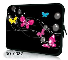 Butterfly Laptop Bag Notebook liner sleeve tablet protective case 7 10 11 12 13 14 15 17 inch PC cover pouch for Lenovo thinkpad
