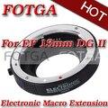 FOTGA Электронный Автоматический focus AF Макрос Удлинитель 13 мм DG II для CANON EOS EF EF-S