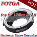 FOTGA Electronic Auto focus AF Macro Extension Tube 13mm DG II for CANON EOS EF EF-S