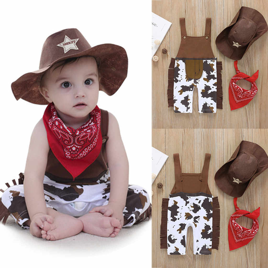 2019 Детский комбинезон для новорожденных, комплекты одежды, Детский комбинезон для маленьких мальчиков, шапка, шарф, комбинезон, комбинезон, комплект одежды из 3 предметов