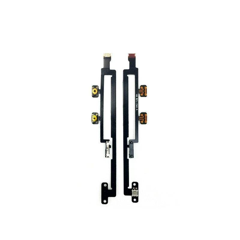 High Quality Power Button On Off Flex Cable For IPad Air IPad 5 A1474 A1475 A1476 Volume Switch Connector Ribbon Parts