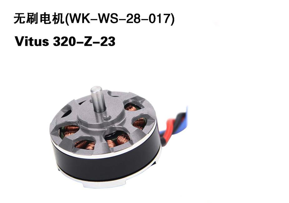 Original Walkera VITUS 320 RC Drone Spare Parts Brushless Motor (WK WS 28 017A) Vitus 320 Z 23
