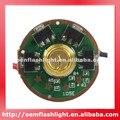 Nanjg 105E AMC7135 x 8 MCU 3040 мАч 4 группа 2 ~ 5 режимов 20 мм печатная плата