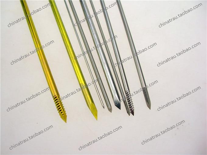 instrumen ortopedik perubatan 317L keluli tahan karat K.Wire - Penjagaan kesihatan - Foto 5