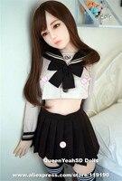 Новый 150 см бесшовные EVO Скелет японский Реалистичная секс кукла мужские силиконовые секс куклы Tpe интимный оральный реалистичные игрушки д